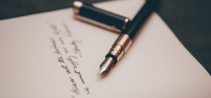 Visul meu de a scrie
